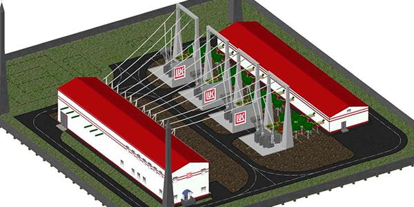 Разработка проектной документации для главной электрической подстанции ГПП-5 220 кВ
