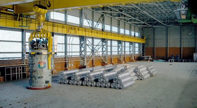 Схема выдачи мощности атомной электростанции реакторного комплекса ФГУП «ПО «Маяк»