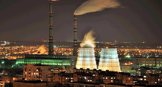 Разработка программы энергосбережения и повышения энергетической эффективности ПАО «Мосэнерго» на период 2015-2017 гг.