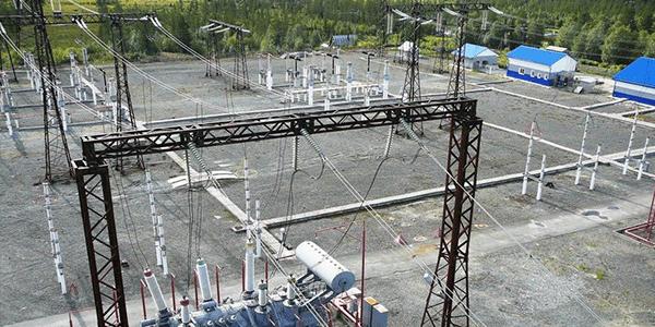 Строительство ПС 330 кВ «Мурманская» с заходами ВЛ 330 кВ