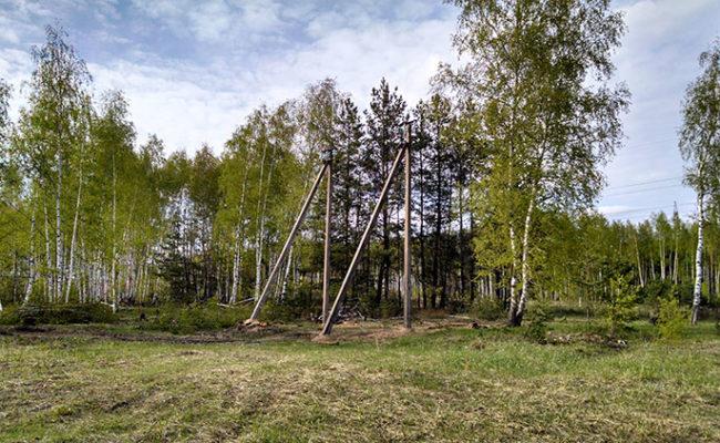 Внешнее электроснабжение полигона АО «ФНПЦ «ННИИРТ»