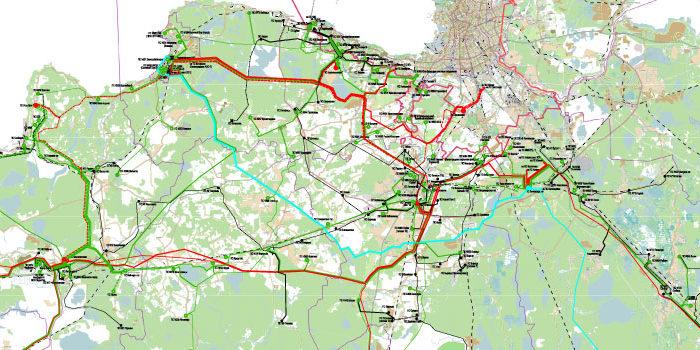 Схема и программа развития электроэнергетики Ленинградской области на период 2017 – 2021 гг.