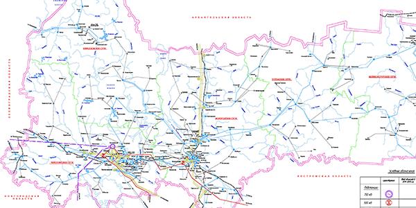 Схема и программа развития электроэнергетики Вологодской области на 2014-2018 гг.