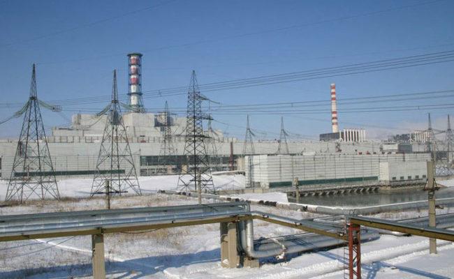Внешнее электроснабжение стройбазы Курской АЭС-2. ПС-330/10 кВ