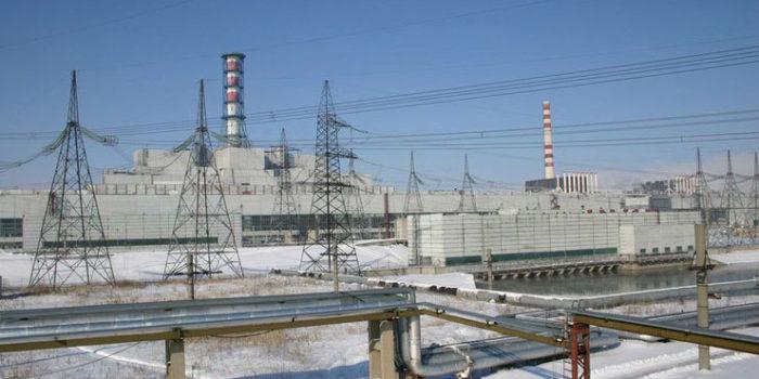 Внешнее электроснабжение стройбазы Курской АЭС-2. ПС 330/10 кВ