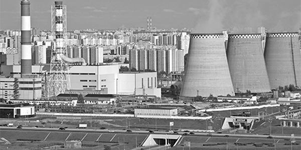 Анализ функционирования и перспективы развития топливно-энергетического хозяйства города Москвы