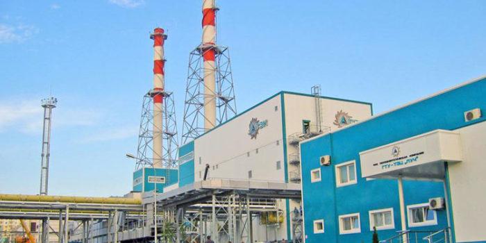 Разработка СВМ ГТУ-ТЭЦ мощностью 20 МВт