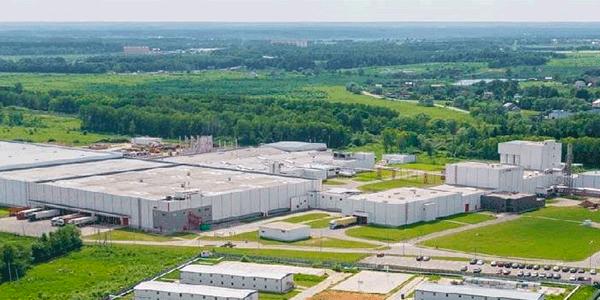Схема выдачи мощности ТЭС в районе ООО «Индустриальный парк «Ворсино»