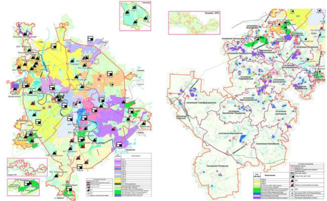 Генеральная схема энергоснабжения г. Москвы на период до 2030 года