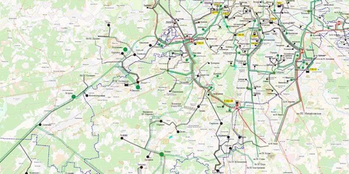 Схема и программа развития электроэнергетики г. Москвы на 2014–2019 гг., 2015–2020 гг., 2016–2021 гг., 2017–2022 гг., 2018–2023 гг. Регион: